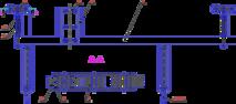 Блок боковых прижимов С16-42.20.1.000