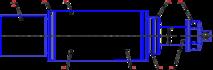 Шпиндель левый С16-42.10.000-01