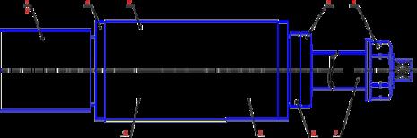 Шпиндель нижний С16-42.10.000-03