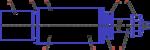 Шпиндель правый С16-42.10.000-02