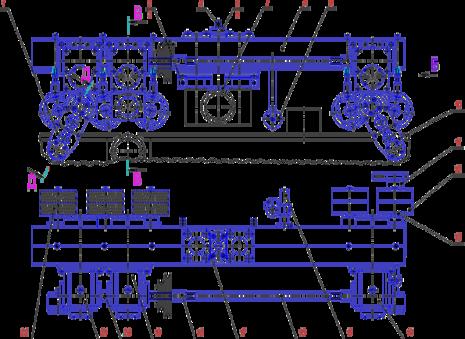 Механизм подачи С16-42.07.000