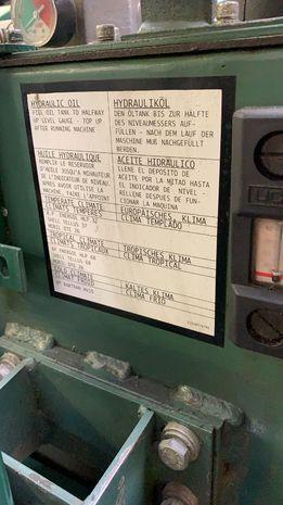 Станок дисковый многопильный СДМ-160