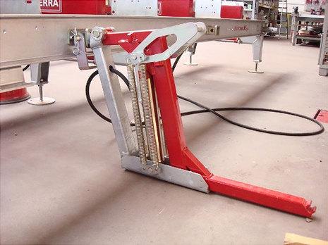 Ленточная пилорама Serra Montana ME 90/MD 90