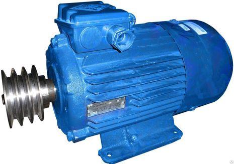 Электродвигатель Т-3, Т-2М в сборе
