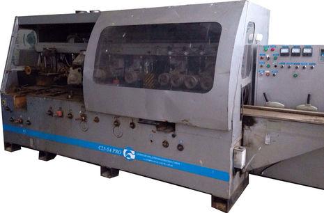 Четырехсторонний станок С25-5А PRO бу