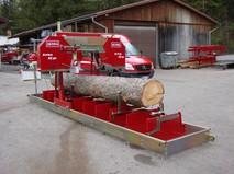 Ленточная пилорама Serra Alpina KE90