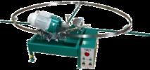 Автомат заточной с алмазным (эльборовым) кругом для заточки зубьев ленточных пил