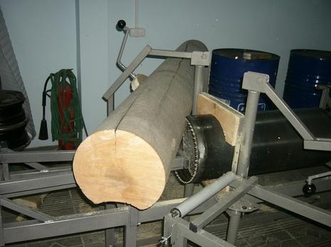 Чашкорезный угловой станок ЧБУ-320
