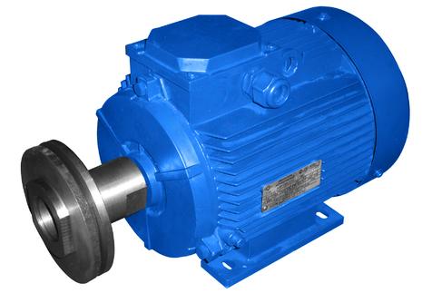 Электродвигатель К2М в сборе