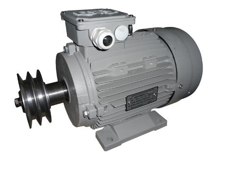 Электродвигатель Т-2, Т-1 в сборе
