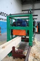 Станок для изготовления профилированного бруса СПБ-200