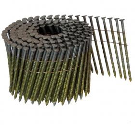 Гвоздь барабанный 28/80 винтовая накатка
