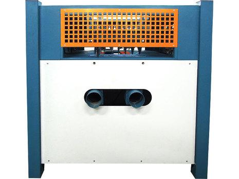 Станок кромкообрезной проходного типа КМ-350