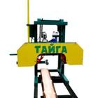 Ленточная пилорама Тайга Т-1М