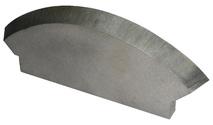 Нож на пазовую фрезу R 100