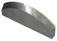 Нож на пазовую фрезу R 80