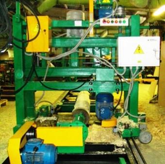 Оцилиндровочный станок с электроприводом Тайга ОС-1