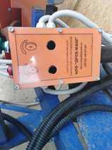 Станок для обрезки углов паллет пневмо-механический PalletCut