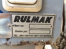 Вертикальная ленточная пилорама б/у Rulmak RM-1200