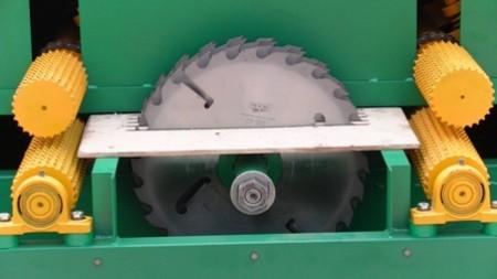 Станок многопильный дисковый Тайга СМД-1