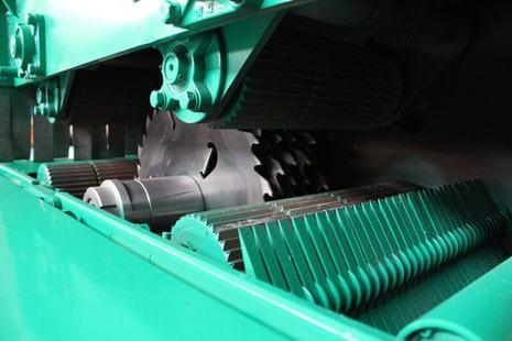 Станок дисковый многопильный Триумф-300