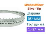 Ленточная пила по дереву Wood-Mizer Silver Tip (Ширина 50мм / Толщина 1.07мм)