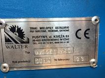 Многопильный станок Walter WD-250/350 бу
