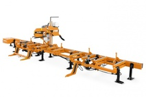 Ленточная пилорама Wood-Mizer серии LT20