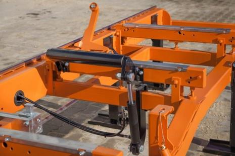 Ленточная пилорама Wood-Mizer LT 70 RAPTOR