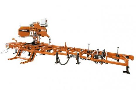 Ленточная пилорама Wood-Mizer LT 70