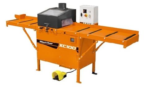 Торцовочный станок Wood-Mizer XC100